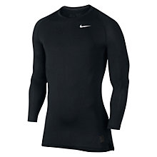 Buy Nike Pro Cool Long Sleeve Compression Top Online at johnlewis.com