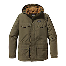 Buy Patagonia Isthmus Men's Parka Online at johnlewis.com