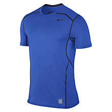 Buy Nike Pro Hypercool Fitted T-Shirt Online at johnlewis.com