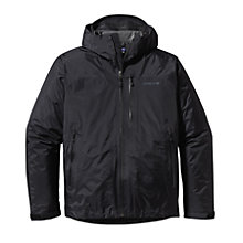 Buy Patagonia Torrentshell Insulated Waterproof Men's Jacket, Black Online at johnlewis.com