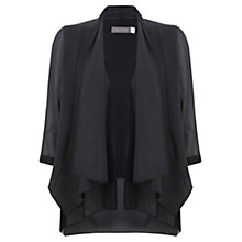 Buy Mint Velvet Waterfall Jacket, Blue Online at johnlewis.com