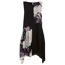 Buy Mint Velvet Jasmine Print A Line Dress, Multi Online at johnlewis.com