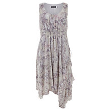 Buy Mint Velvet Orla Print Floral Dress, Multi Online at johnlewis.com