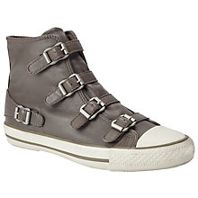 Buy Ash Virgin Buckled High Top Trainers Online at johnlewis.com