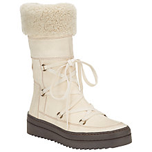 Buy Somerset by Alice Temperley Rimpton Leather Snow Boots Online at johnlewis.com
