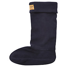 Buy Joules Womens Fleece Welly Socks Online at johnlewis.com