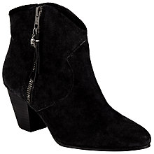 Buy Ash Jess Stacked Heel Ankle Boot Online at johnlewis.com