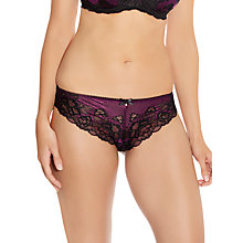 Buy Fantasie Marianna Hipster Briefs, Magenta Online at johnlewis.com