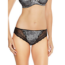 Buy Fantasie Ivana Briefs, Silver Online at johnlewis.com