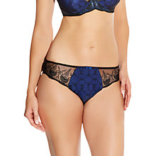 Buy Fantasie Elodie Briefs, Cobalt Blue Online at johnlewis.com