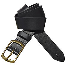 Buy Scotch & Soda Clean Leather Belt Online at johnlewis.com