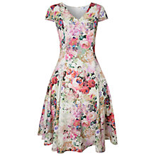 Buy True Decadence Floral Prom Dress, Cream/Multi Online at johnlewis.com