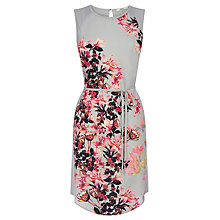 Buy Oasis Shadow Lily Dress, Multi Online at johnlewis.com