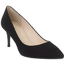 Buy John Lewis Ariana Toe Point Stiletto Court Shoes Online at johnlewis.com