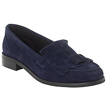 Buy John Lewis Gia Flat Tassel Loafers Online at johnlewis.com