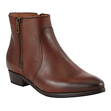 Buy Collection WEEKEND by John Lewis Pontoise Ankle Boot, Brown Online at johnlewis.com