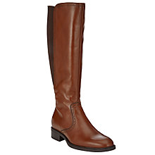 Buy John Lewis Baker Long Leather Knee Boots Online at johnlewis.com
