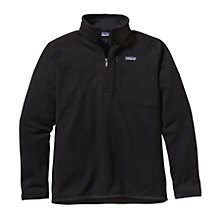 Buy Patagonia Better Sweater Quarter Zip Men's Fleece Online at johnlewis.com