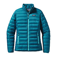Buy Patagonia Down Jumper Women's Jacket, Blue Online at johnlewis.com