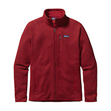 Buy Patagonia Better Sweater Men's Fleece Jacket Online at johnlewis.com