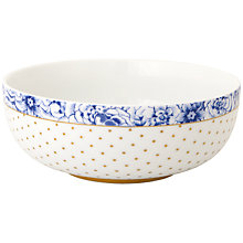 Buy PiP Studio Royal Pip White Bowl Online at johnlewis.com