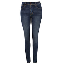 Buy Levi's High Rise Skinny Jeans, Great Divide Online at johnlewis.com