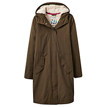Buy Joules Right as Rain Storm Longline Waterproof Parka Online at johnlewis.com