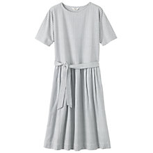 Buy Toast Stripe Dress, Off White/Navy Online at johnlewis.com