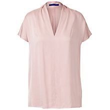 Buy Winser London Silk Top, Vintage Rose Online at johnlewis.com