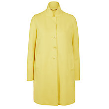 Buy Marella Zarda Wool Coat, Light Yellow Online at johnlewis.com