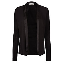 Buy Marella Cipolla Jersey Blazer, Black Online at johnlewis.com
