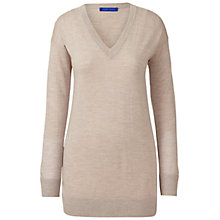 Buy Winser London Boyfriend Jumper, Mink Online at johnlewis.com