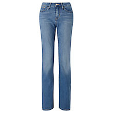 Buy Levi's 715 Bootcut Jeans, Backseat Blues Online at johnlewis.com