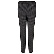 Buy Marella Asterix Spot Print Trousers, Blackboard Online at johnlewis.com