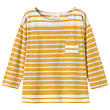 Buy Toast Block Stripe T-shirt Online at johnlewis.com