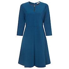 Buy Marella Arianna Jersey Dress, Cobalt Blue Online at johnlewis.com