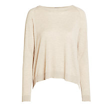 Buy Marella Gerico Pleated Back Jumper Online at johnlewis.com