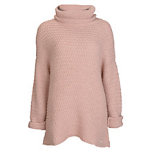 Buy Barbour Bartlett Knit Jumper, Nude Online at johnlewis.com