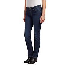 Buy Levi's 714 Mid Rise Straight Jeans, Day Trip Online at johnlewis.com