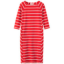 Buy Toast Interlock Wide Stripe Dress Online at johnlewis.com