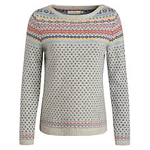 Buy Seasalt Endurance Jumper, Sevenstones Aran Online at johnlewis.com