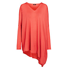 Buy Crea Concept Asymmetric Wool Knit Jumper Online at johnlewis.com