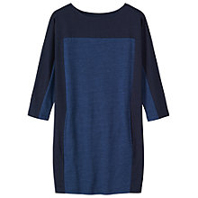 Buy Toast Wash Block Tunic, Indigo Online at johnlewis.com