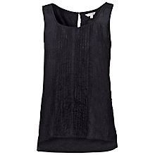 Buy Fat Face Bexley Pintuck Cami Top Online at johnlewis.com