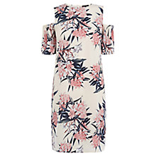 Buy Warehouse Hawaiian Dress, Multi Online at johnlewis.com