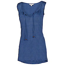 Buy Fat Face Kingston Tunic Top, Indigo Online at johnlewis.com