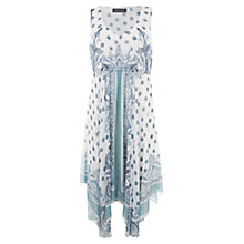 Buy Mint Velvet Avril Print Hanky Dress, Multi Online at johnlewis.com