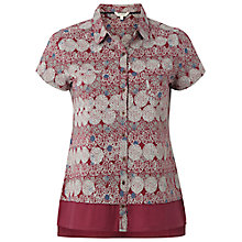 Buy White Stuff Printers Paradise Shirt, Multi Online at johnlewis.com