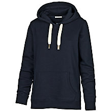 Buy Fat Face Original Boyfriend Hoodie, Navy Online at johnlewis.com