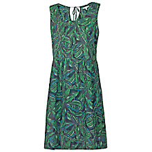Buy Fat Face Sway Wilderness Dress, Ocean Tide Online at johnlewis.com